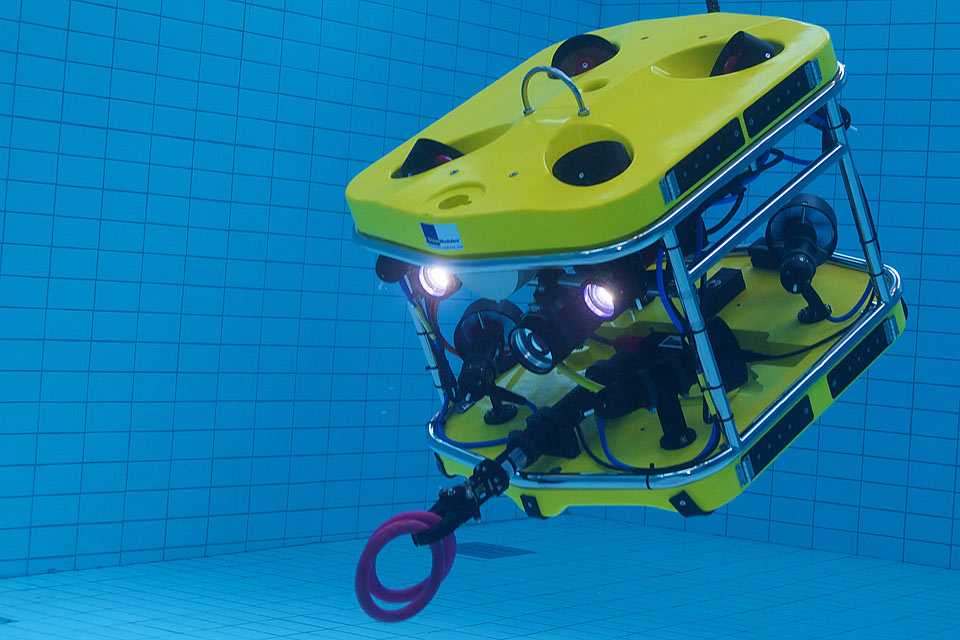 New ROV Platform Presented